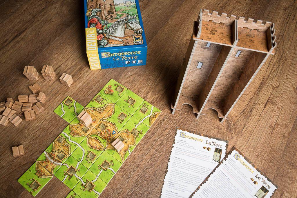 Carcassonne: La torre, el fenómeno Carcassonne