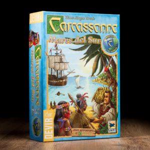 Comprar Carcassonne Mares del sur juego de mesa