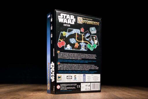 Comprar Carcassonne Star Wars juego de mesa