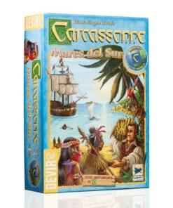 Comprar Carcassonne expansión Mares del Sur
