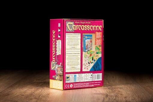 Comprar Carcassonne constructores y comerciantes juego de mesa