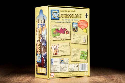 Comprar Carcassonne expansión la princesa y el dragón