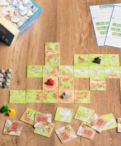 Comprar Carcassonne expansión posadas y catedrales Juego de mesa