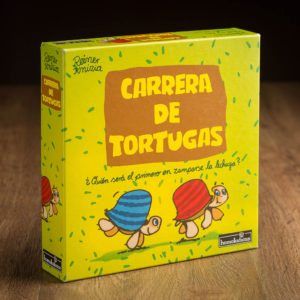 comprar Carrera de tortugas juego de mesa