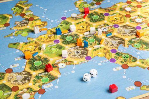 Comprar Catan Historias Los colonos de Europa