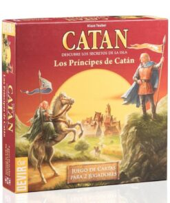 Comprar Catan Los príncipes de Catan