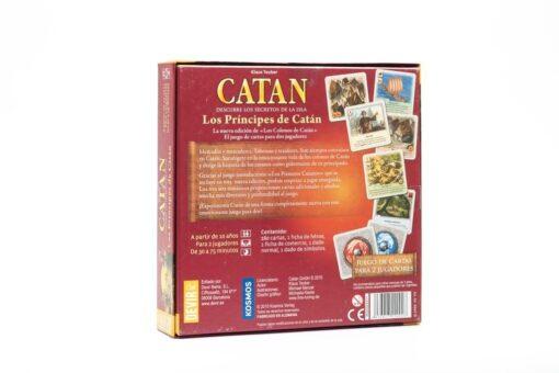 Comprar Catan Los príncipes de Catan