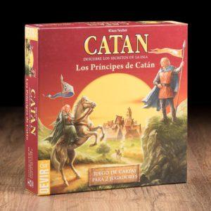 Comprar Catan Los principes de catan juego de mesa