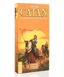 Comprar Catan ciudades y caballeros ampliación para 5-6 jugadores