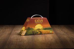 Catan edición de viaje, un must en Juegos de mesa para cuando vas de viaje