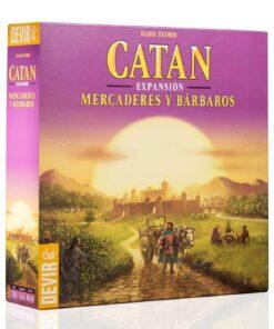 Comprar Catan expansión Mercaderes y bárbaros