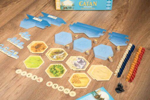 Comprar Catan expansión Navegantes
