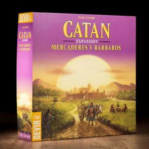 Comprar Catan mercaderes y barbaros juego de mesa
