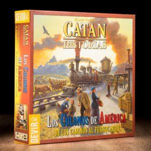 Comprar Catan los colonos de america juego de mesa