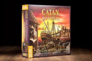 Catan, uno de los mejores juegos de mesa modernos