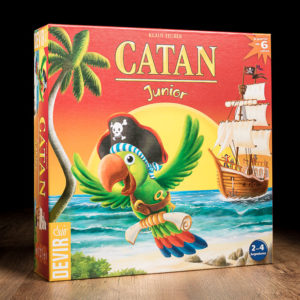 Comprar Catan Junior