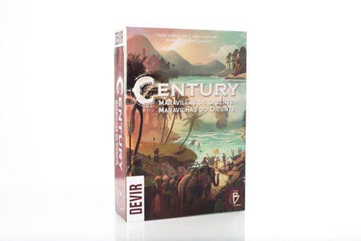 Century Maravillas de Oriente Portada