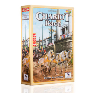 Chariot Race juego de mesa