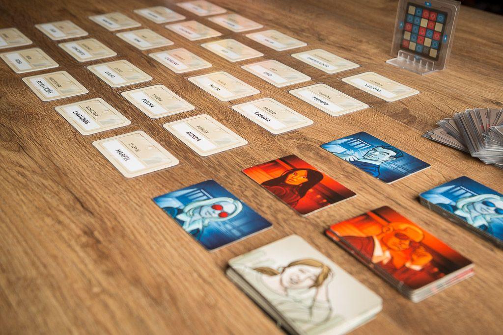 Código Secreto, nuevos estilos de juegos de mesa