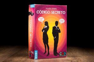 Código Secreto entre los diez mejores juegos de mesa