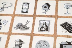 codigo secreto, party games de cartas