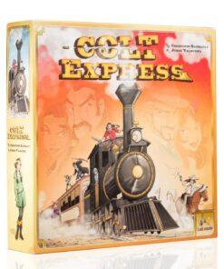Comprar Colt express juego de mesa