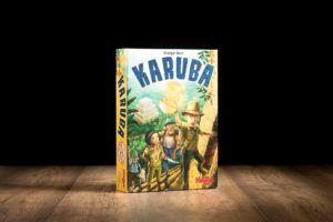 Karuba, ocupa un lugar especial en los mejores juegos de mesa para cuando vas de viaje