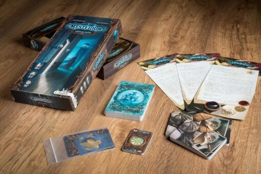 Comprar Mysterium Hidden Signs