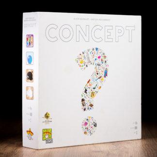 comprar Concept juego de mesa