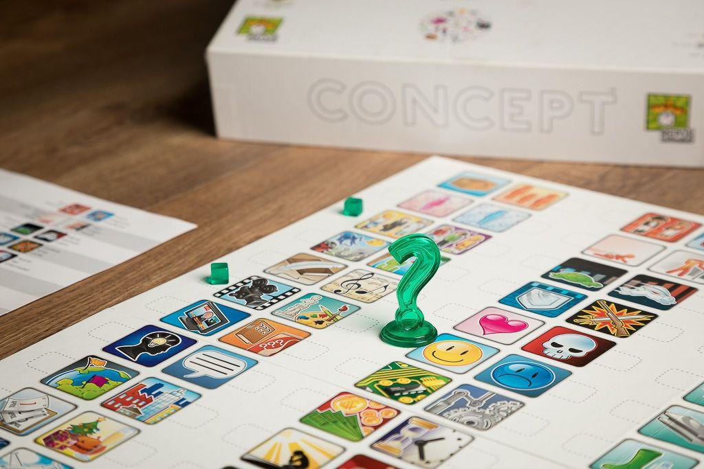 Concept, juegos de mesa para regalar a tu familia