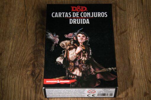 D&D Cartas de conjuros: Druida