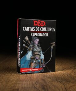 D&D Cartas de conjuros: Explorador
