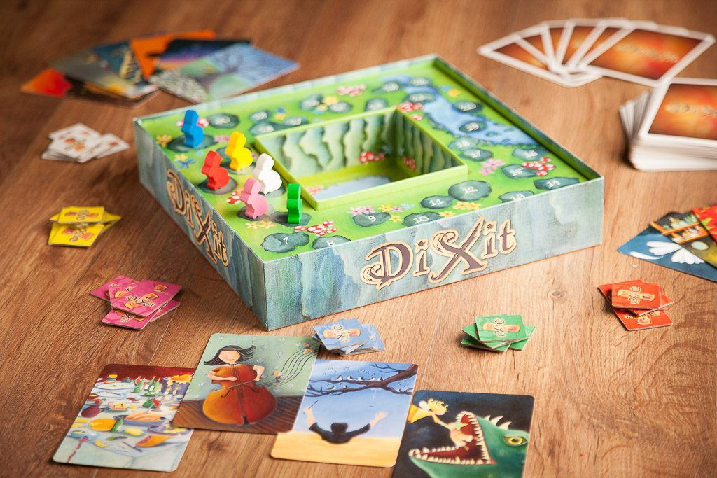 Dixit, juegos de mesa pedagógicos