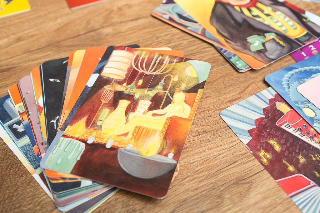 Dixit odyssey, juegos de mesa para contar historias