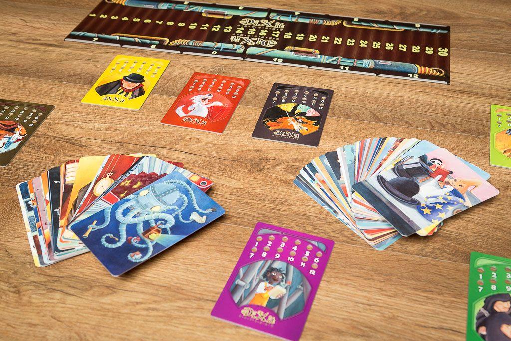 Dixit Odyssey, juegos de mesa para mejorar la imaginación