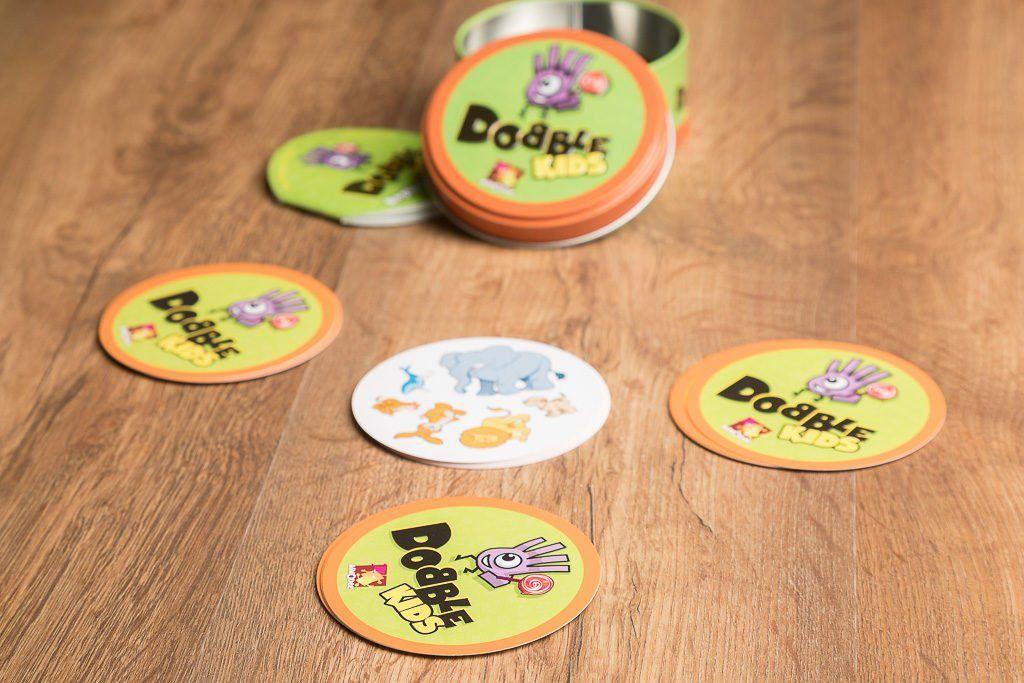 Dobble kids es el juego perfecto para niños de 3 a 5 años