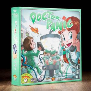 Comprar Doctor Panic juego de mesa