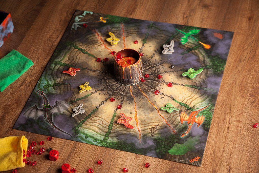 Juegos para niños y niñas de 5 años dragones de fuego