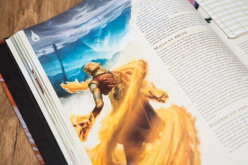Manual del jugador dungeons and dragons 5 edicion