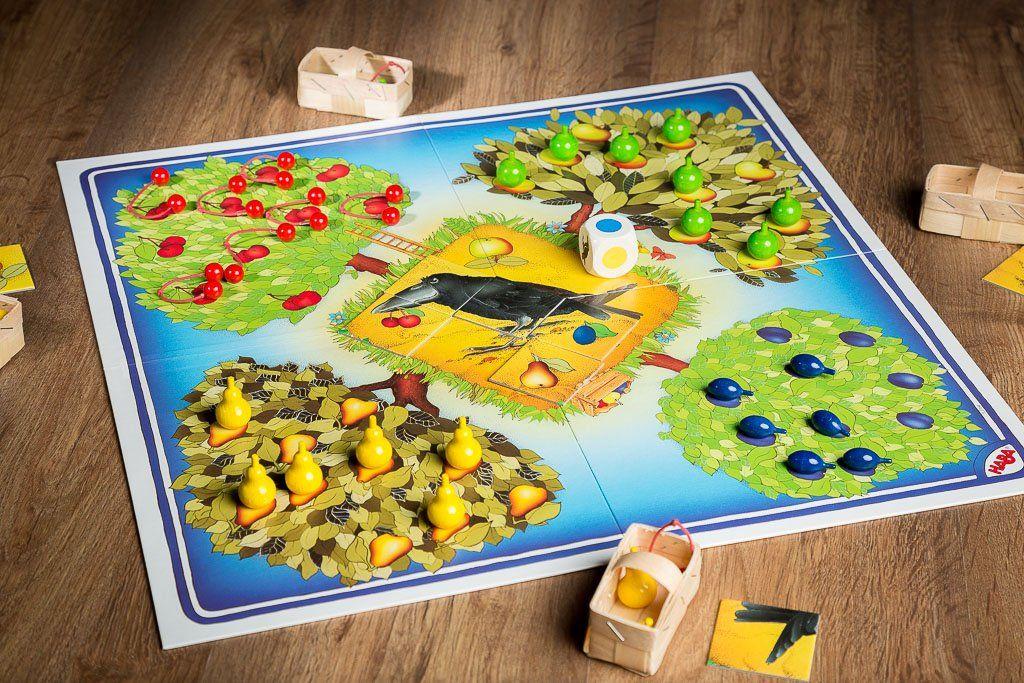 Juegos de mesa infantiles que recomiendo de HABA