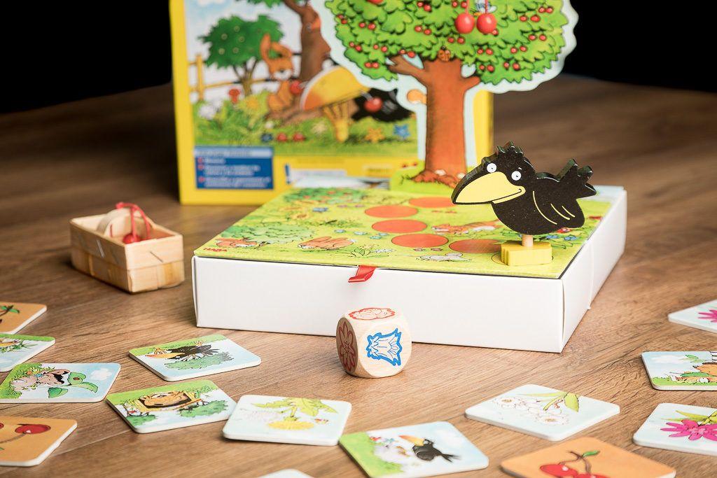 El frutalito es uno de los juegos de mesa frutales
