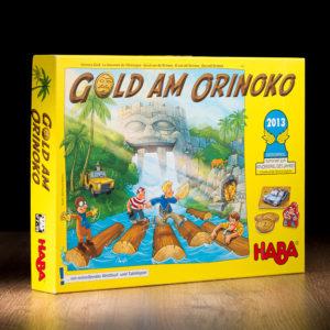 Comprar El oro del orinoko juego de mesa