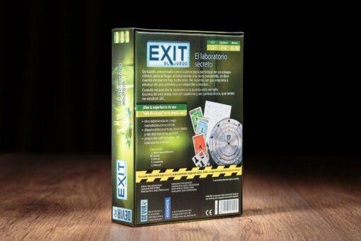 comprar Exit el laboratorio secreto