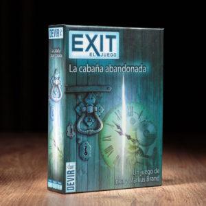 comprar Exit la cabaña abandonada