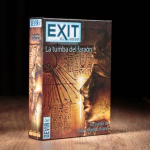 comprar Exit la tumba del faraon