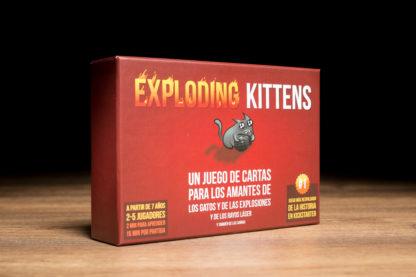Comprar Exploding Kittens