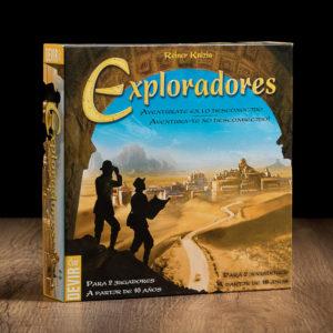 Comprar Exploradores juego de mesa
