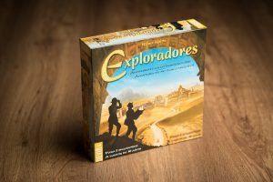 Exploradores, juegos de mesa para veladas únicas