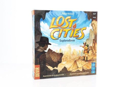 Lost cities Exploradores