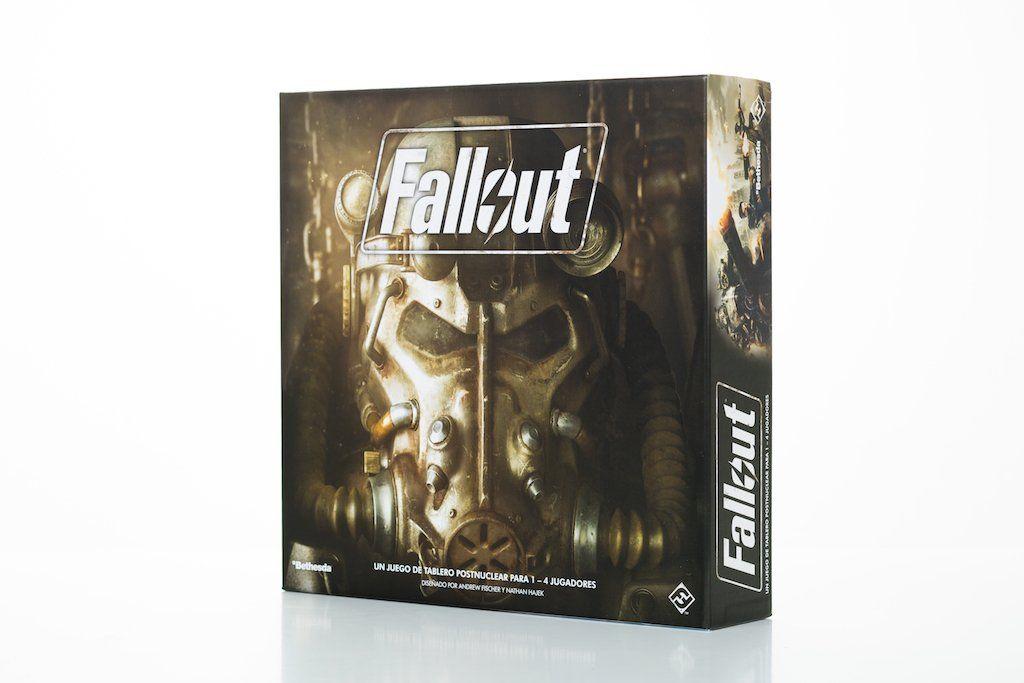 Fallout juego ameritrash juegos de mesa familiares - Fallout juego de mesa ...